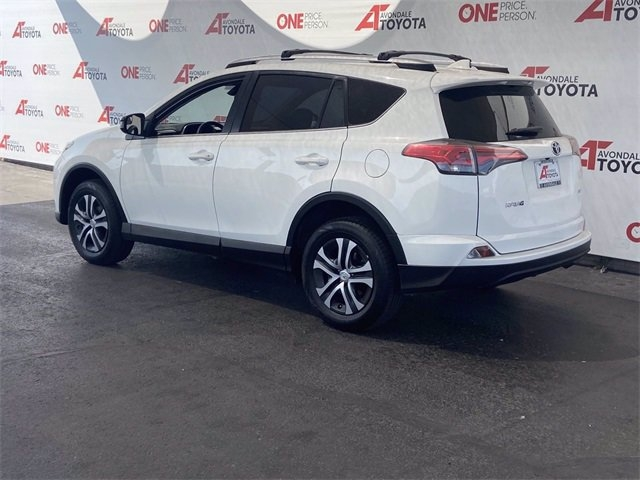 Toyota RAV4 2018 price $22,481