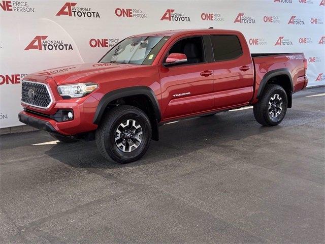 Toyota Tacoma 2018 price $42,981