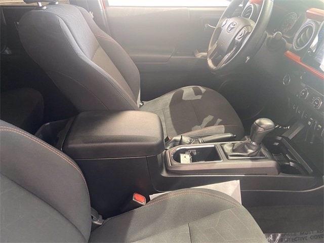 Toyota Tacoma 2018 price $38,981