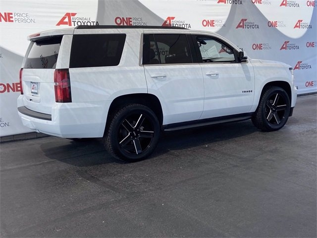 Chevrolet Tahoe 2016 price $35,981