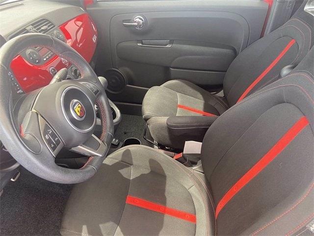FIAT 500 Abarth 2015 price $14,481