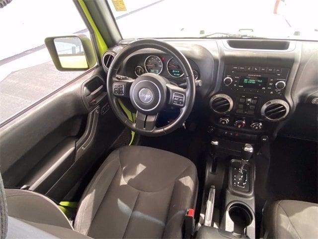 Jeep Wrangler JK Unlimited 2016 price $34,981