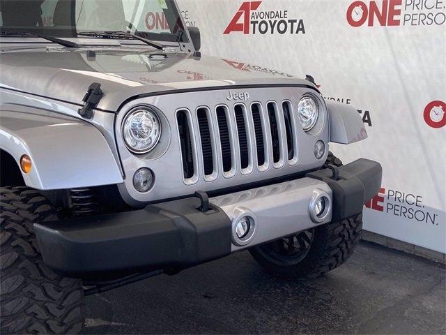 Jeep Wrangler JK 2018 price $40,981
