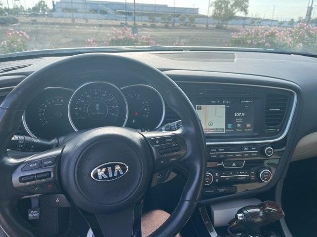 Kia Optima 2015 price $16,481