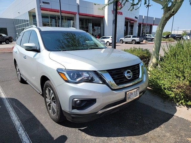 Nissan Pathfinder 2019 price $27,981