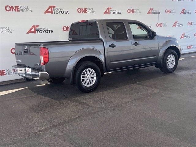 Nissan Frontier 2018 price $28,981