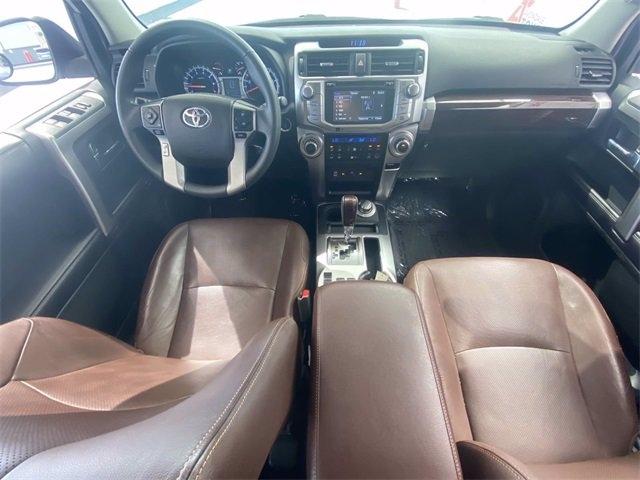 Toyota 4Runner 2017 price $49,981