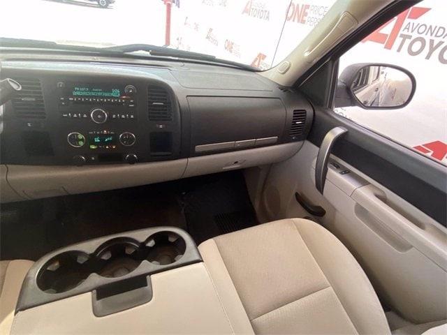 Chevrolet Silverado 1500 2011 price $20,981