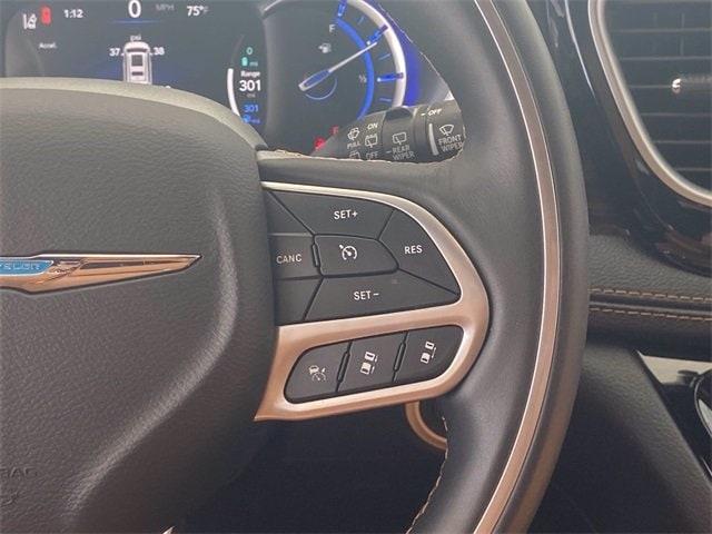 Chrysler Pacifica Hybrid 2021 price $54,981