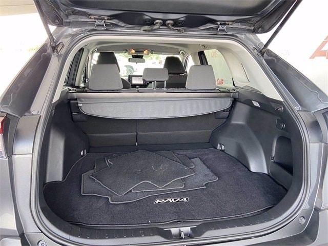 Toyota RAV4 2021 price $36,481