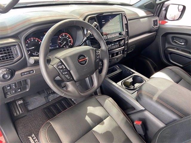 Nissan Titan 2021 price $49,981