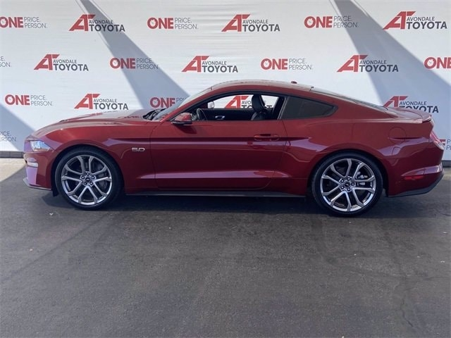 Ford Mustang 2019 price $39,481