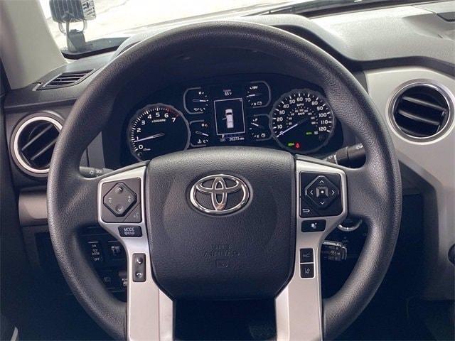 Toyota Tundra 2021 price $56,981
