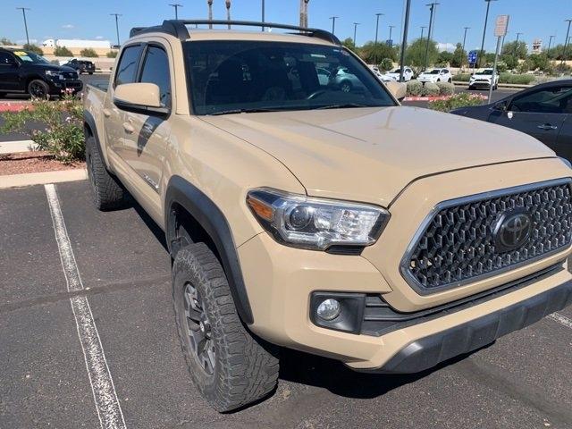 Toyota Tacoma 2019 price $38,481