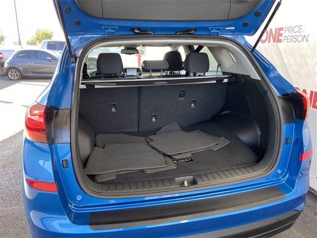 Hyundai Tucson 2021 price $29,481