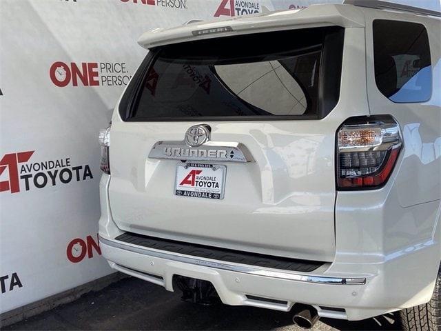 Toyota 4Runner 2019 price $49,981