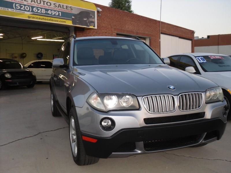 BMW X3 2008 price $5,990