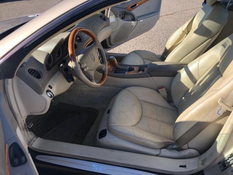 Mercedes-Benz SL-Class 2003 price $8,990