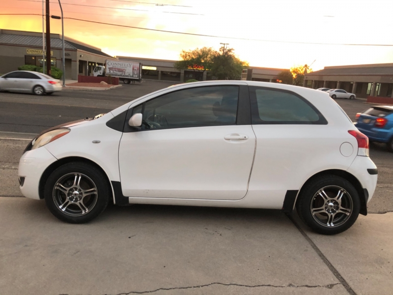 Toyota Yaris 2010 price $3,990