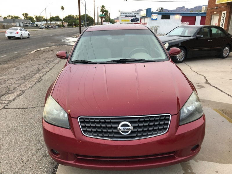 Nissan Altima 2006 price $5,990