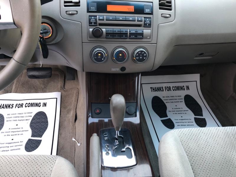 Nissan Altima 2006 price $5,990