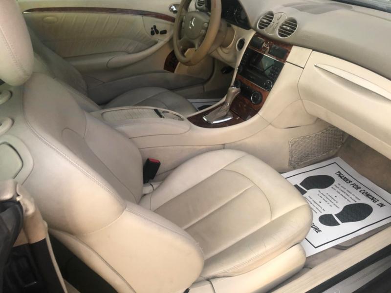 Mercedes-Benz CLK-Class 2007 price $5,990