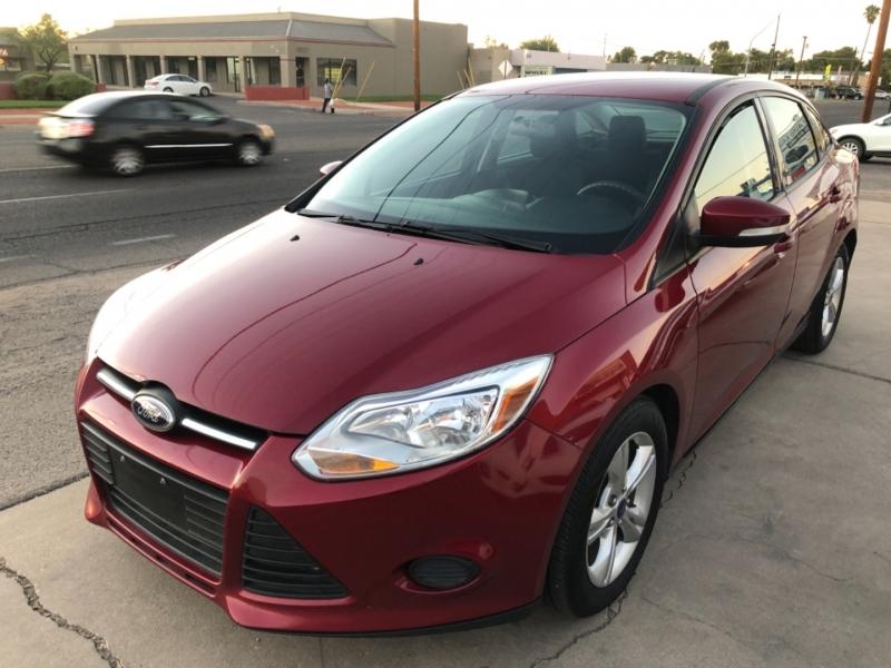 Ford Focus 2013 price $6,990