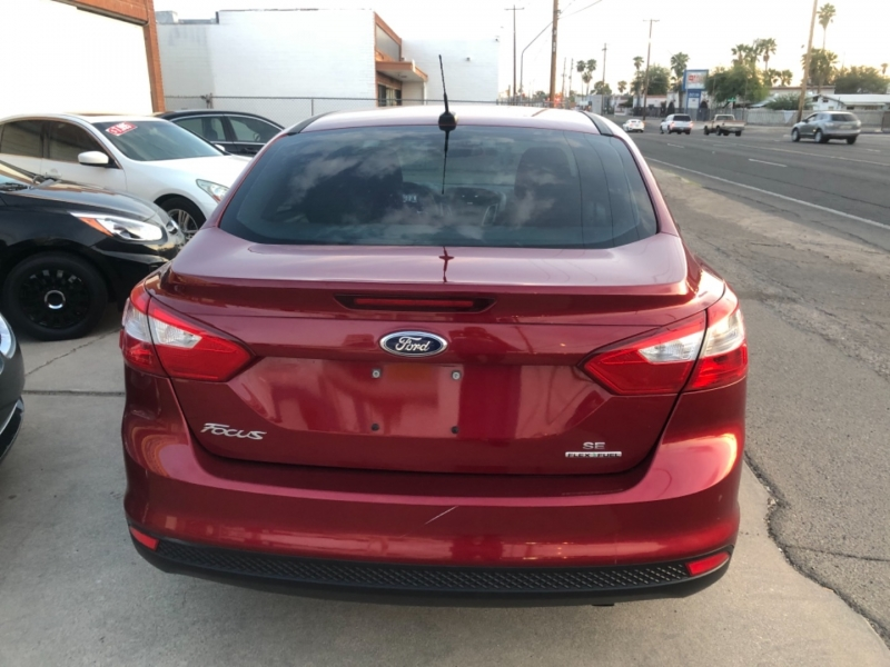 Ford Focus 2014 price $6,990