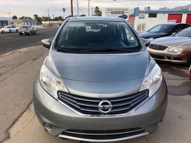 Nissan Versa 2015 price $4,990