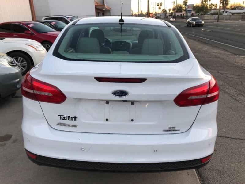 Ford Focus 2016 price $7,990