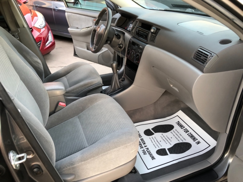 Toyota Corolla 2006 price $5,990