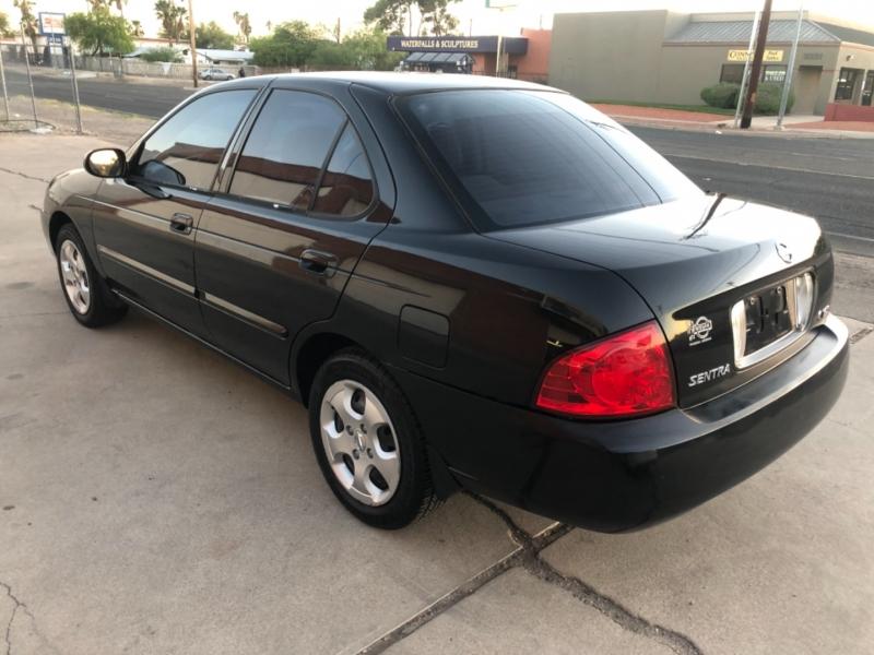 Nissan Sentra 2005 price $4,990