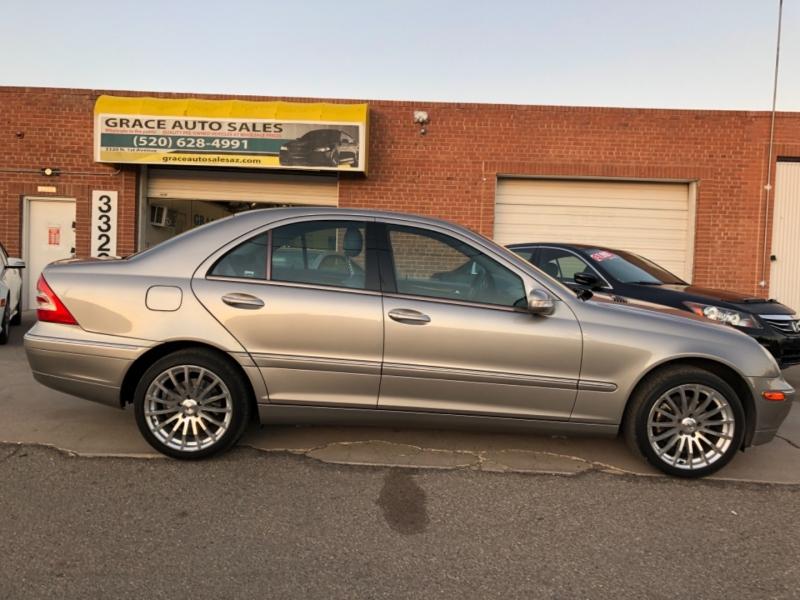 Mercedes-Benz C-Class 2003 price $6,990