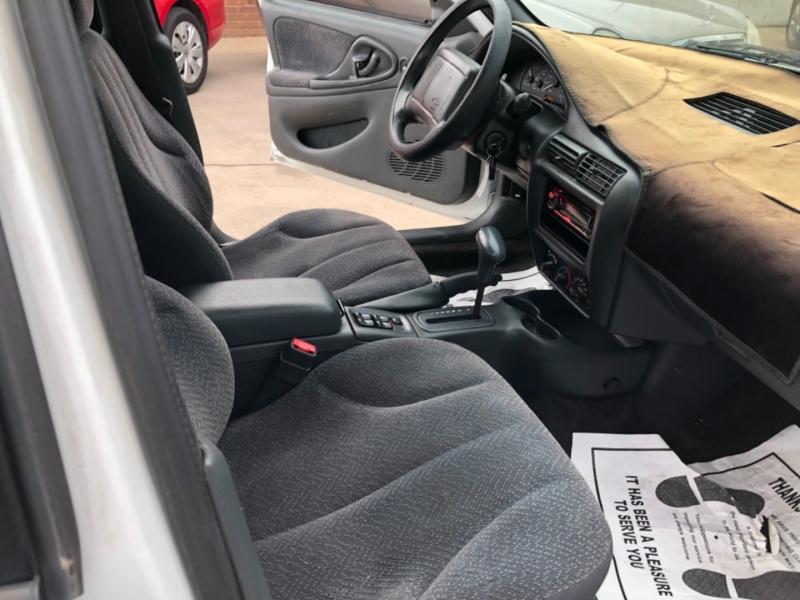 Chevrolet Cavalier 2002 price $3,990