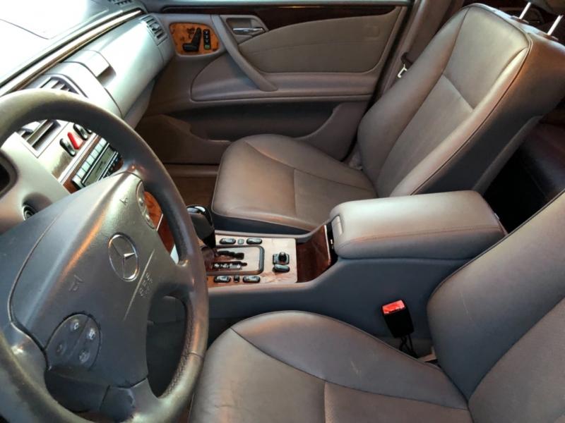 Mercedes-Benz E-Class 2002 price $3,990
