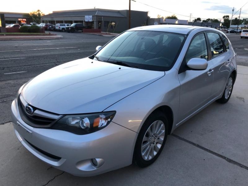 Subaru Impreza 2011 price $8,990
