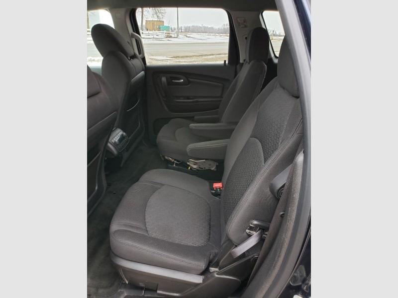 CHEVROLET TRAVERSE 2012 price $4,650