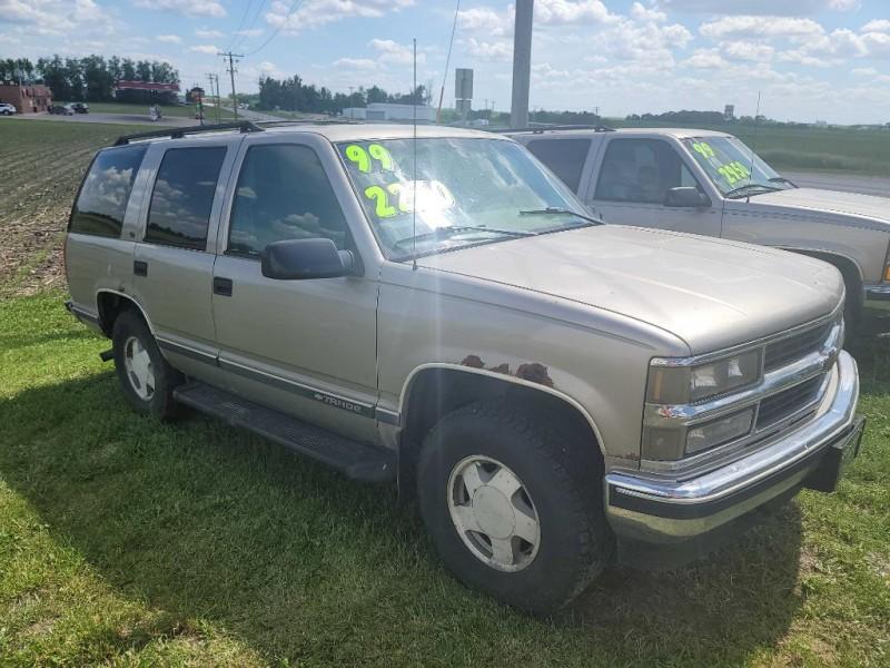 CHEVROLET TAHOE 1999 price $2,950