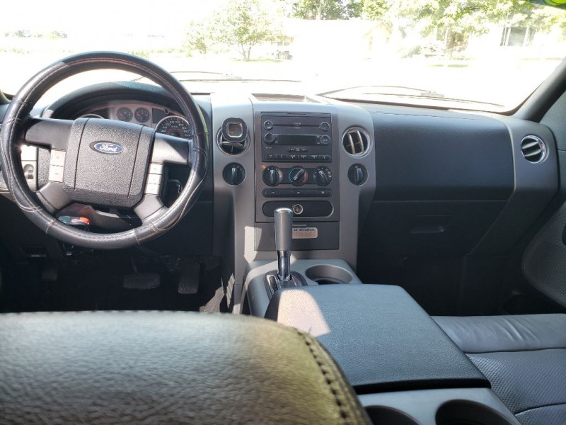 FORD F150 2007 price $10,450