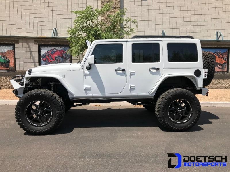 Jeep Wrangler Unlimited 2017 price $0