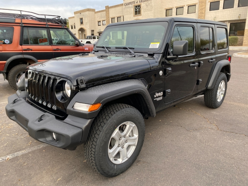 Jeep Wrangler 2021 price $0