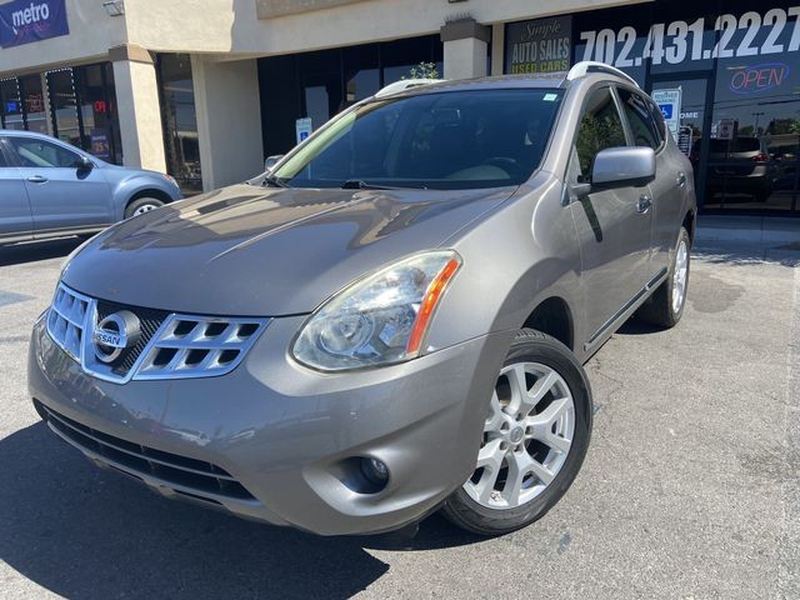Nissan Rogue 2013 price $9,499