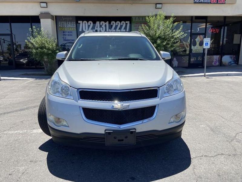 Chevrolet Traverse 2012 price $9,899