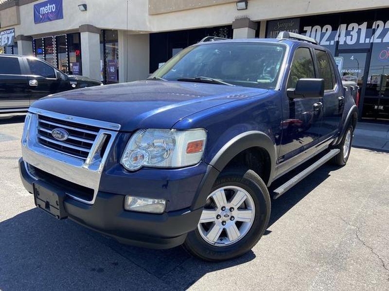 Ford Explorer Sport Trac 2008 price $10,699