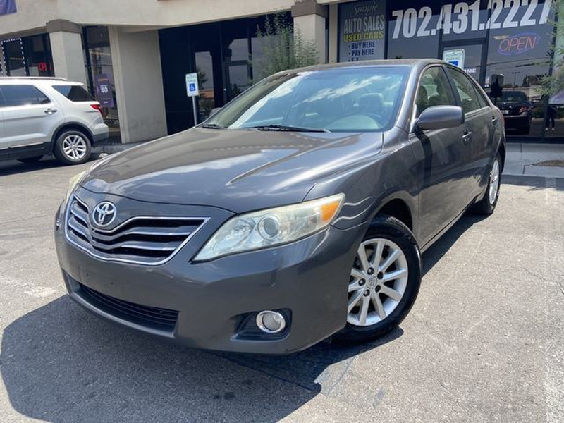 Toyota Camry 2011 price $9,199