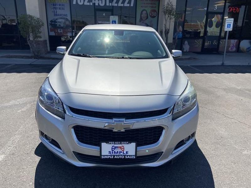 Chevrolet Malibu 2015 price $9,699