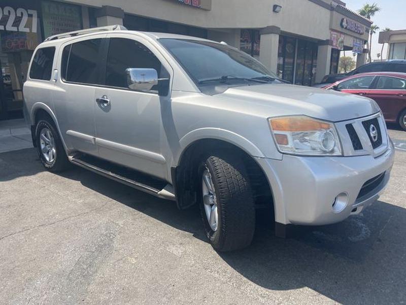 Nissan Armada 2012 price $11,899