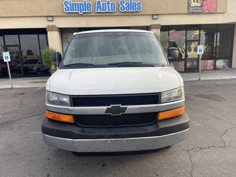 Chevrolet Express 3500 Passenger 2007 price $11,499