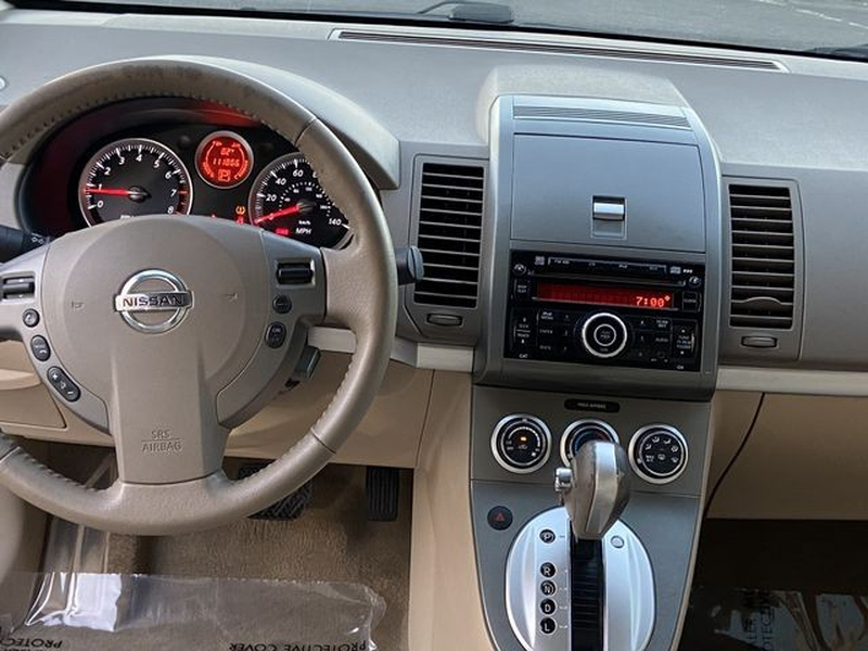Nissan Sentra 2011 price $6,199