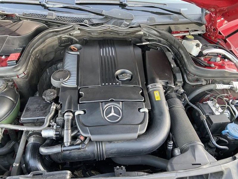 Mercedes-Benz C-Class 2012 price $9,599